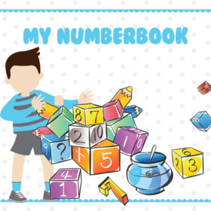 numberbook-boy